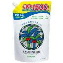 サラヤ ヤシノミ洗剤 詰替用 1500ml