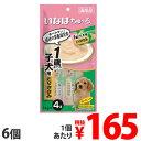 いなば wan ちゅ〜る 1歳までの子犬用 とりささみ (14g×4本)×6個 DS-117