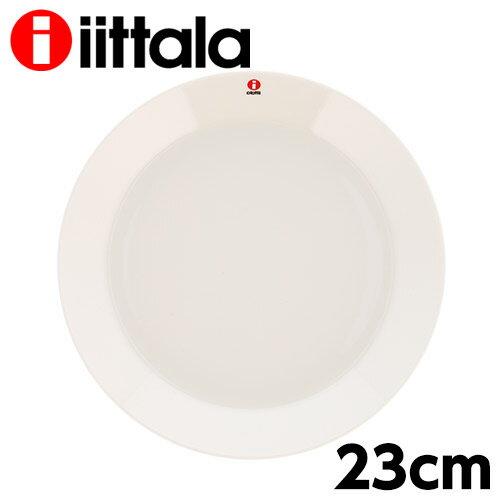 iittala イッタラ Teema ティーマ プレート 23cm ホワイト お皿 皿