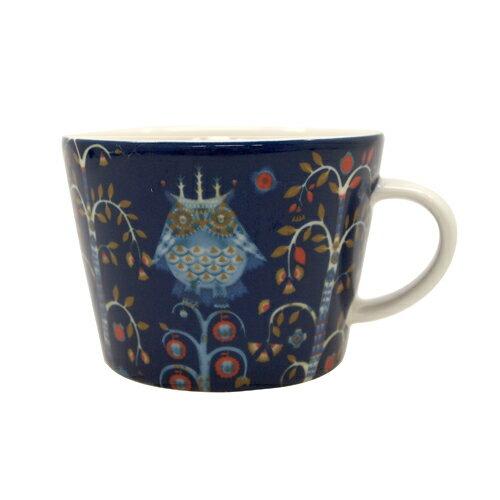 iittala イッタラ Taika タイカ コーヒーカップ カプチーノカップ 200ml ブルー