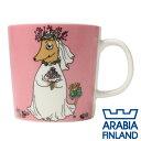 51%OFF! 合計¥1900以上送料無料!アラビア(Arabia) Moomin ムーミンマグ ソースユール Fuzz...