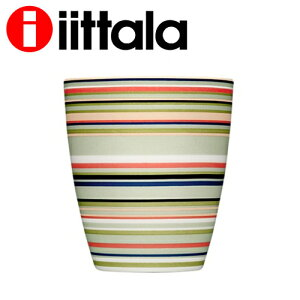 フィンランドの大人気ブランドiittala。 オリゴ(Origo) マグカップ グリーン 250ml【合計¥490...