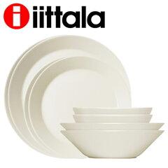 北欧食器 イッタラ iittala ティーマイッタラ iittala ティーマ TEEMA スターターセット ホワイト...