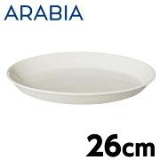 クーポン アラビア オーバル プレート ホワイト