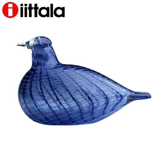 iittala イッタラ Birds by Toikka バード ルリコマドリ ブルーバード 85×130mm Blue bird『送料無料(一部地域除く)』
