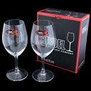 リーデル ワイングラス オヴァチュア 6408/00 レッドワイン 2個セット ワイン グラス