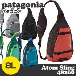 【2015年秋冬】Patagoniaパタゴニア48260アトムスリング8L