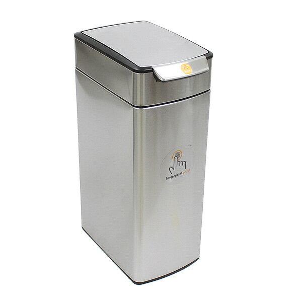 【12月7日まで期間限定価格】シンプルヒューマン CW2016 スリム タッチバーカン ゴミ箱 40L SIMPLEHUMAN【送料無料(一部地域除く)】