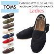 TOMS shoes トムズ シューズ レディース クラシック キャンバス CANVAS WOMEN'S CLASSICS