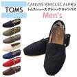 【枚数限定★100円OFFクーポン配布中】TOMS shoes トムズ シューズ メンズ クラシック キャンバス CANVAS MEN'S CLASSICS