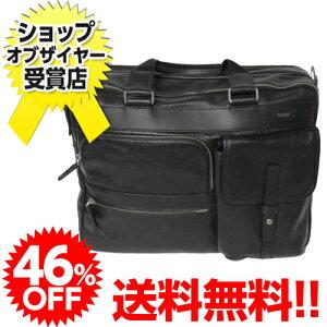 46%OFF! 送料無料!TUMI Laredo Leather 68140 ラレード・ラージ・ブリーフ ブラック 【smtb...