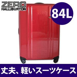 48%OFF! 5〜7泊程度の旅行に最適です。84L。 送料無料!ZERO HALLIBURTON Z-FLEX ZF229 ス...
