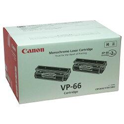 VP-66ブラック2コパック純正品CANONトナーカートリッジ