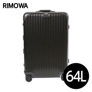 リモワの大人気TOPASが進化したステイルタイプが登場! RIMOWA リモワ トパーズ 64L ブラック ...