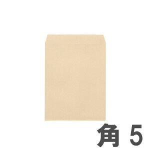 1枚あたり6.58円(税込) 合計¥1900以上送料無料!クラフト封筒 角5 85g/ 郵便枠無 100枚 【合...