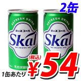 南酪スコール 185ml 2缶