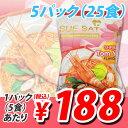 トムヤムクン 袋麺 5食パック×5セット