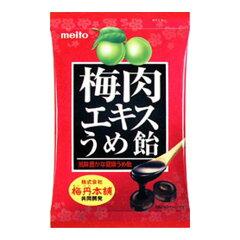 合計¥1900以上送料無料!名糖産業 梅肉エキス うめ飴【合計¥1900以上送料無料!】