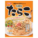 エスビー まぜるだけのスパゲティーソース 生風味たらこ 53.4g【合計¥1900以上送料無料!】