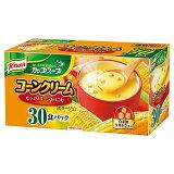 味の素 クノール カップスープ コーンクリーム 30食入り コーンスープ インスタントスープ インスタント食品 惣菜 食材 食品 スープ インスタント 大容量