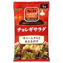 よろずやマルシェで買える「S&B 韓シーズニング チョレギサラダ 12g」の画像です。価格は108円になります。