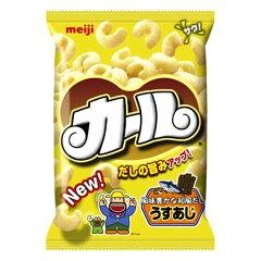 駄菓子スナック 駄菓子 スイーツ お菓子 食品 スナック菓子明治製菓 カール うすあじ 68g