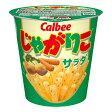 【100円OFFクーポン配布中★】カルビー じゃがりこサラダ 1個