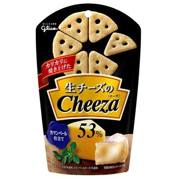 江崎グリコ 生チーズのチーザ カマンベールチーズ 49g