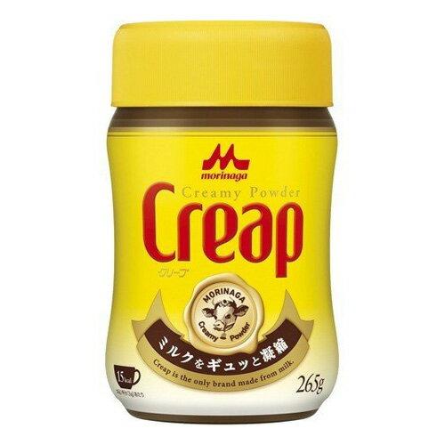 森永乳業クリープ動物性265gコーヒーミルクフレッシュ