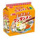 エースコック ワンタン麺 5食