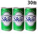 南酪スコール 185ml 30缶 スコール 炭酸 缶ジュース