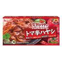 ハウス食品 完熟トマトのハヤシライスソース トマ辛ハヤシ 151g