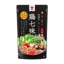 盛田 鶏七味鍋つゆストレート 600g