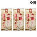 さぬきシセイ 讃岐太麺強腰うどん 600g×3個