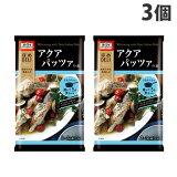 日本製粉 オーマイ ほめDELI アクアパッツァの素 19.6g×3個