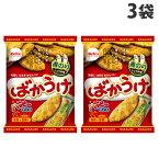 栗山米菓 ばかうけ 青のり 10枚×3袋