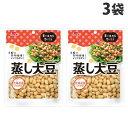 イチビキ Beans Deli 蒸し大豆 110g×3袋