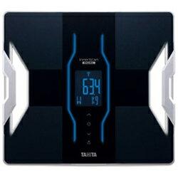 【_関東】【カード_OK】TANITARD-904 BK【送料無料】体重体組成計 インナースキャンデュアル ブラック[RD904BK]