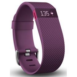 Fitbit 活動量計 FB405PMS-JPNウェアラブル活動量計・心拍計 charge HR Sサイズ プラム【あす楽対応_関東】