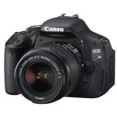 CANON(キヤノン)1800万画素 デジタル一眼レフカメラ EOS Kiss X5 EF-S18-55 IS II レンズキッ...