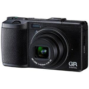 RICOH(リコー)GR DIGITAL IV 【送料無料】1000万画素 デジタルカメラ