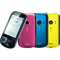 【決算大特価(3/20迄)】b-mobile(ビーモバイル)IDEOS(イデオス) スマートフォン 10日間の...