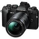 【あす楽関東_対応】OLYMPUS(オリンパス)OM-D E-M5 Mark III 14-150mm II レンズキット ブラック2037万画素 デジタル一眼カメラ[4545350052782]