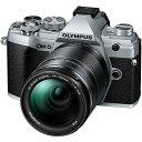 【あす楽関東_対応】OLYMPUS(オリンパス)OM-D E-M5 Mark III 14-150mm II レンズキット シルバー2037万画素 デジタル一眼カメラ[4545350052799]