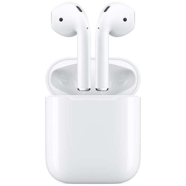 オーディオ, ヘッドホン・イヤホン APPLEAirPods with Charging Case MV7N2JA 2AirPods
