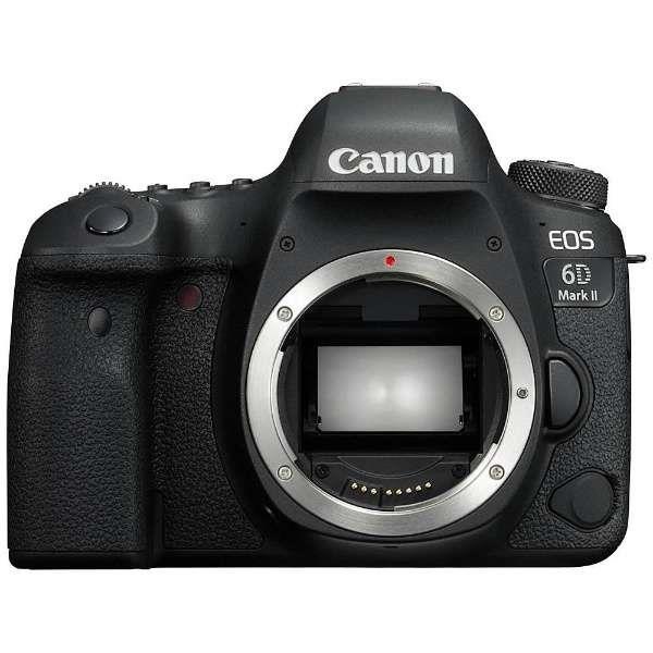 デジタルカメラ, デジタル一眼レフカメラ CANONEOS 6D Mark II 2620 4549292083897