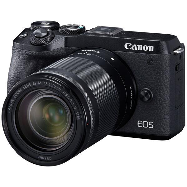 デジタルカメラ, デジタル一眼レフカメラ CANONEOS M6 Mark II EF-M18-150 IS STM 45492921364943250