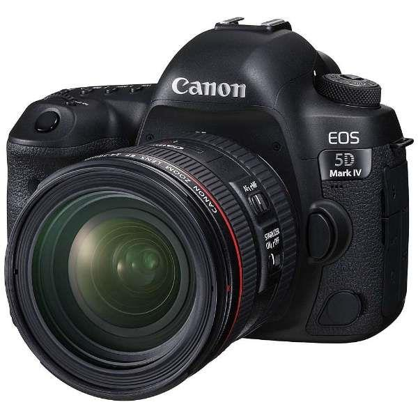 デジタルカメラ, デジタル一眼レフカメラ CANONEOS 5D Mark IV EF24-70L IS USM 3040 4549292075816