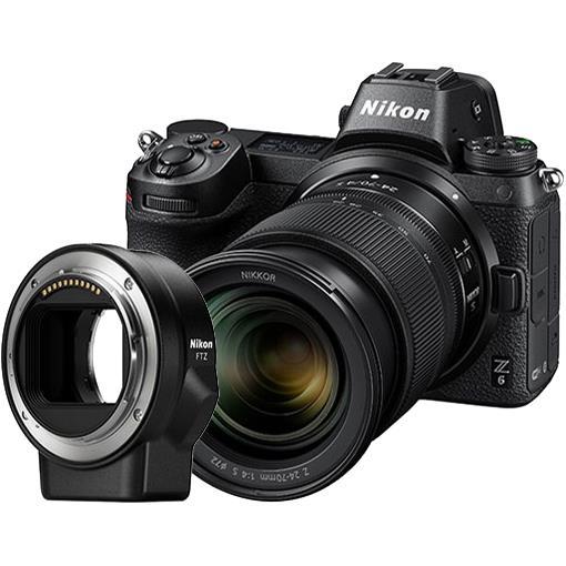 デジタルカメラ, ミラーレス一眼カメラ Z6 24-70FTZ 2450 FX4960759901491