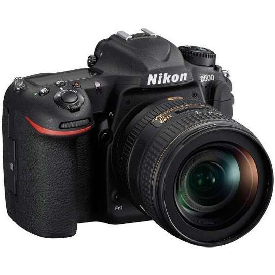 デジタルカメラ, デジタル一眼レフカメラ D500 16-80 VR 2088 4960759146458